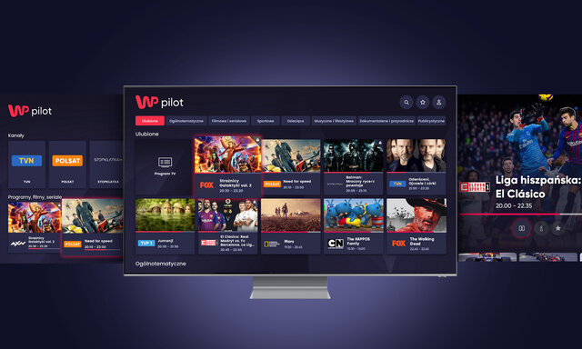 SamsungSmartTV WP Pilot grafika