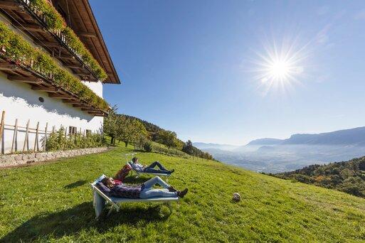 Relaks z widokiem na Alpy.jpg