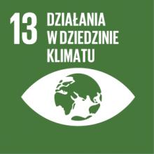 13 CEL: Działanie w dziedzinie klimatu
