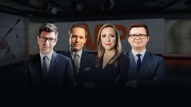 Newsroom - Marek Kacprzak, Patrycjusz Wyżga, Agnieszka Kopacz, Mateusz Ratajczak