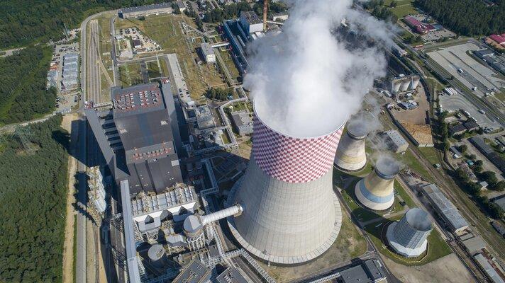 Neuer Kohle-Kraftwerksblock in Polen geht in Betrieb