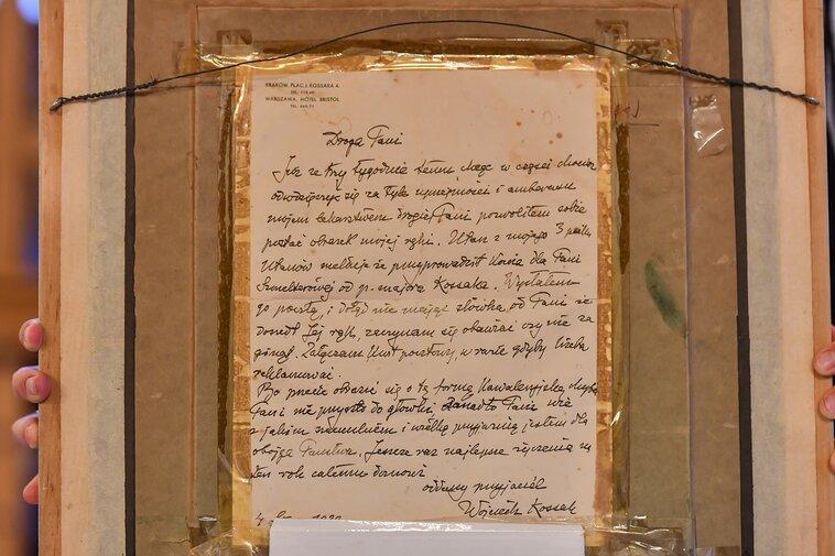 Uroczystość przekazania obrazów W.Kossaka, fot. A. Grabowska, mat. Muzeum Gdańska.jpg preview