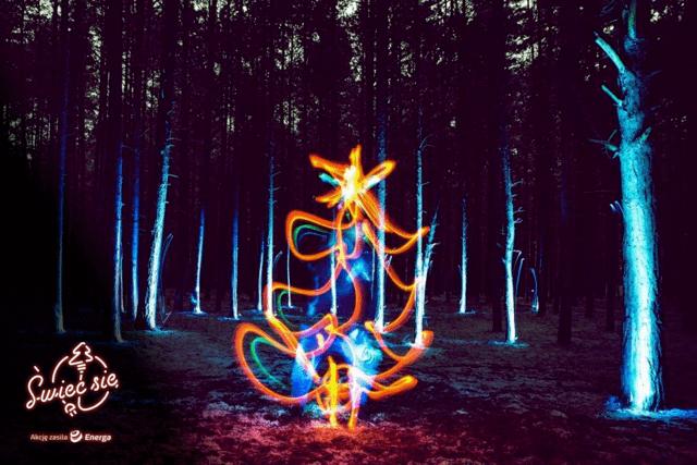 Moja Iluminacja I miejsce oraz Grand Prix. Autor: Arkadiusz Kikulski