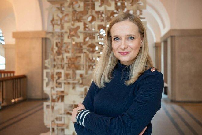 Na zdj. Dr inż. Justyna Singerska-Rynkowska. Fot. Paulina Staniszewska