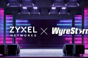 Zyxel Networks PR  ProAV with WyreStorm v1