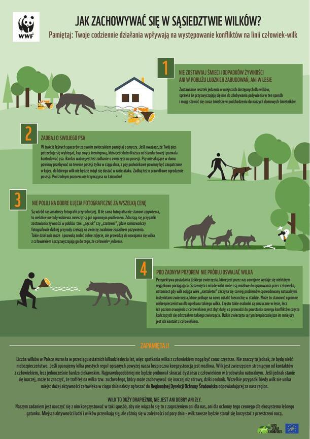 WWF infografika wilk