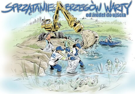 Projekt Sprzątanie Brzegów Warty od źódeł do ujścia (1)