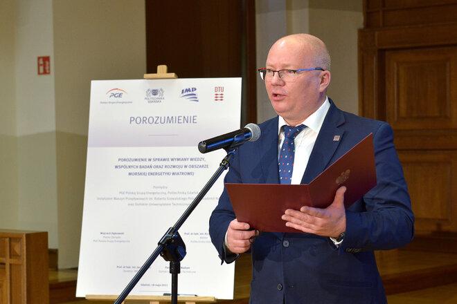 Fot. Krzysztof Krzempek / Politechnika Gdańska