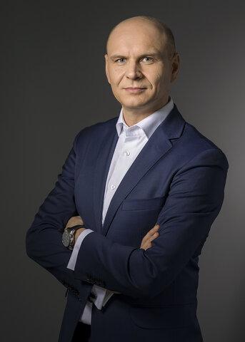 Sebastian Bykowski - wiceprezes zarządu, dyrektor generalny PRESS-SERVICE Monitoring Mediów