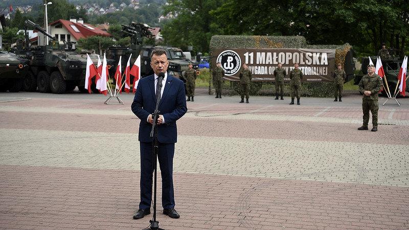 Nowy batalion WOT w Limanowej