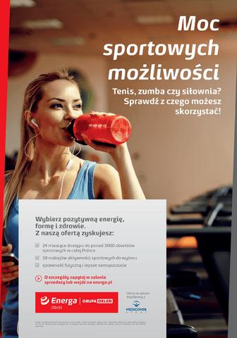 Pakiet Sportowy Energa Obrót