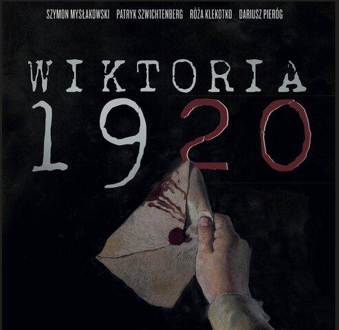 Plakat filmu VR - Wiktoria 1920