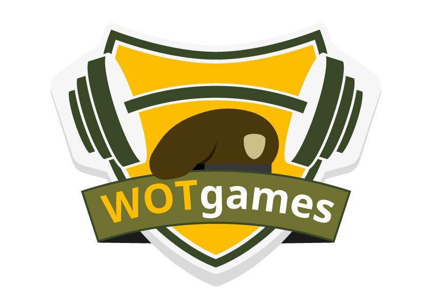 WOTGames - logotyp
