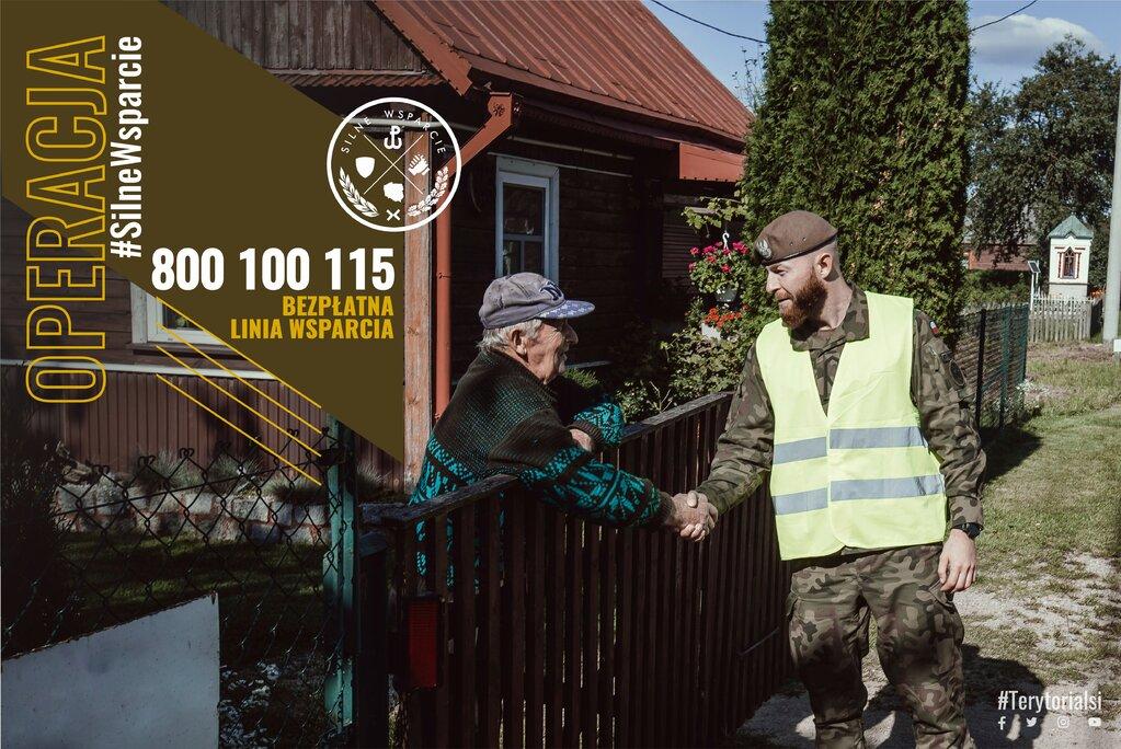 Linia wsparcia WOT - 800100115