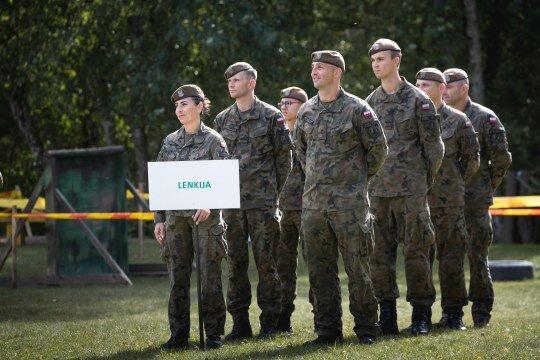 Zawody OT na Litwie