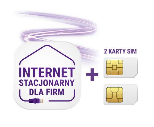 50 zł za dwie karty SIM i internet stacjonarny dla Firm (1)