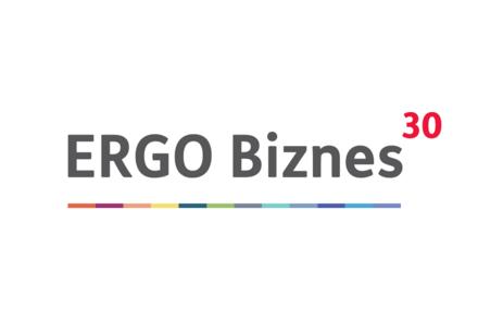 ERGO Biznes logo