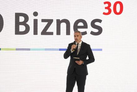 Premiera ERGO Biznes - Marcin Dębicki