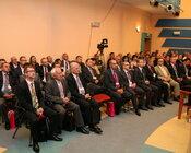 Konferencja zgromadziła liczne grono przedstawicieli lokalnego przemysłu oraz samorządowców.JPG