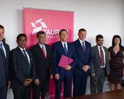 Bliższa współpraca Grupy TAURON i ArcelorMittal.JPG