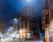 Oświetlona ul. Krakowska.jpg
