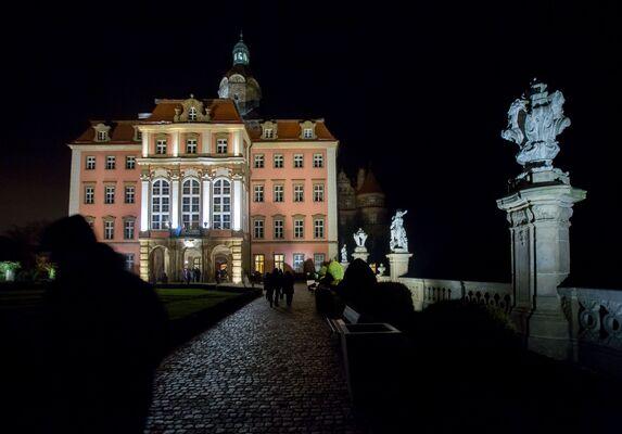 Iluminacja Zamku Ksiaz w Wałbrzychu.jpg
