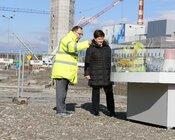 22022016 Premier RP Beata Szydło z wizytą na budowie bloku energetycznego w Jaworznie.JPG