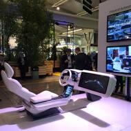 Pokaz autonomicznego systemu Volvo