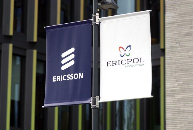 Ericpol częścią Ericsson