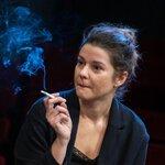 Marta Ścisłowicz, , zdjęcie z próby, fot. Robert Jaworski
