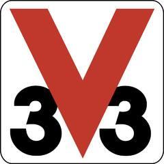 logo V33 POLSKA