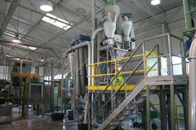 CSRecycling production hall