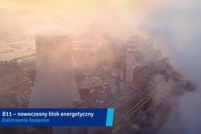 Enea - Reportaż o nowoczesnym bloku energetycznym B11 o mocy 1 075 MW.mp4