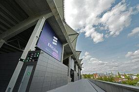 Ericsson na stadionie Legii Warszawa