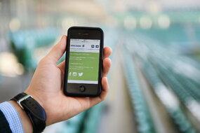 Działająca sieć Wi-Fi na stadionie Legii Warszawa