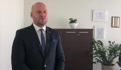 Piotr Klimczak dyrektor Rynku Maszyn i Urządzeń PKO Leasing