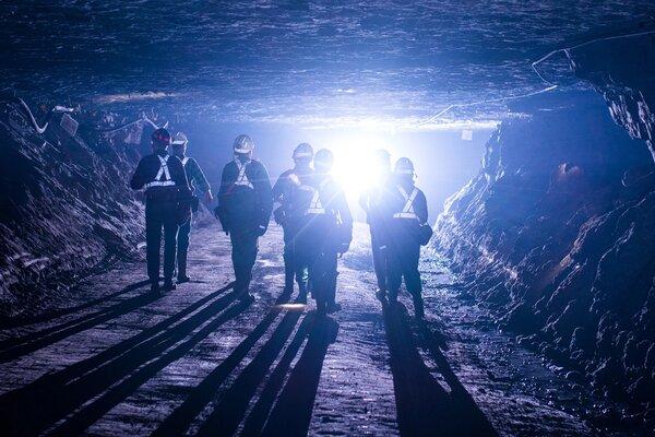 La mina Polkowice-Sieroszowice