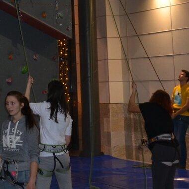 Climbing classes for children