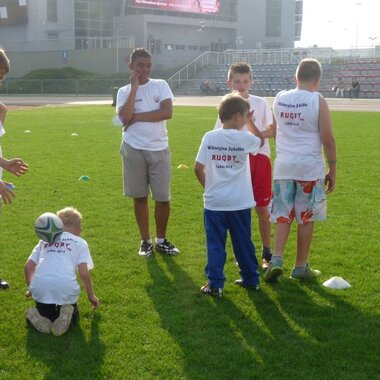 Rugby classes for children