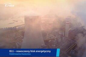 Jak powstał blok energetyczny B11 o mocy 1075 MW w Elektrowni Kozienice