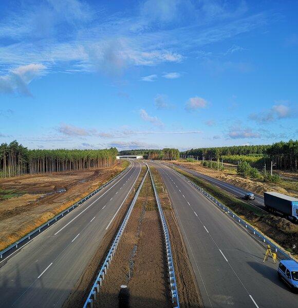 Umowa na realizację drogi ekspresowej S-61
