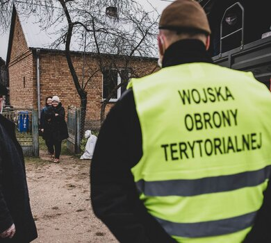 """""""Resilient Spring"""" - an anti-crisis operation held by the Polish Territorial Defiance Forces"""