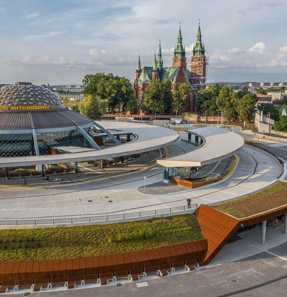 Centrum Komunikacyjne w Kielcach
