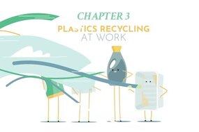 Jak wygląda recykling tworzyw sztucznych?  Wszyscy wiemy, czym jest recykling, ale czy wiesz, jak proces ten wygląda? Mark wraz z innymi tworzywami sztucznymi HDPE trafia do zakładu recyklingu, gdzie jest najpierw mielony, myty, a następnie topiony i filtrowany a na końcu wytłaczany w regranulat. Regranulat jest wykorzystywany do produkcji nowych produktów z tworzyw sztucznych, w których kluczową rolę odgrywa projektowanie produktów.  Prawa autorskie należą do Plastics Recyclers Europe