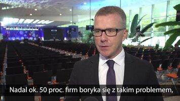Skaner MSP - 50 proc. firm w Polsce ma problem z zatorami płatniczymi (Forum w Krynicy)