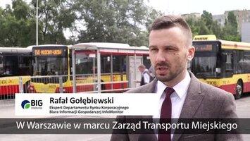 Zaległości Polaków z tytułu nieopłaconych kar za jazdę na gapę