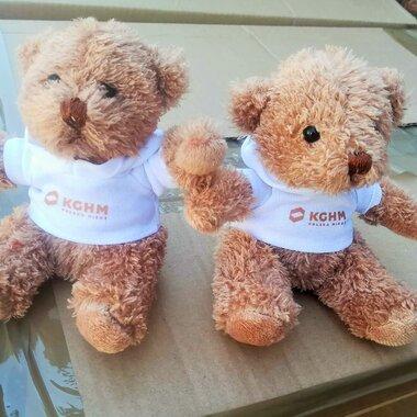 Wolontariat KGHM - paczki dla dzieci