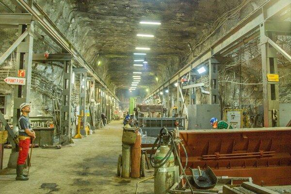 La mina de Lublin
