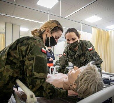 Kurs opieki nad pacjentem leżącym