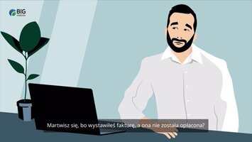 Animacja edukacyjna  - Jak działa Rejestr Dłużników BIG
